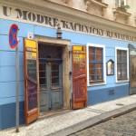 U Modré Kachničky, Praga, Czechy
