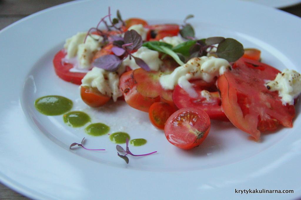 DOM zoliborz pomidory