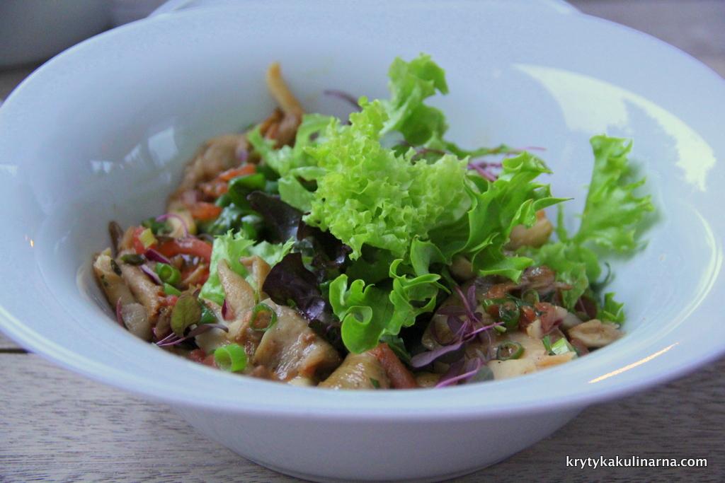 DOM zoliborz salatka