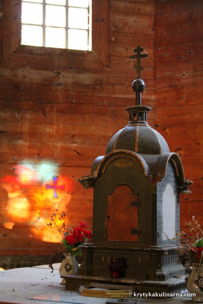 Cerkiew Bystre1