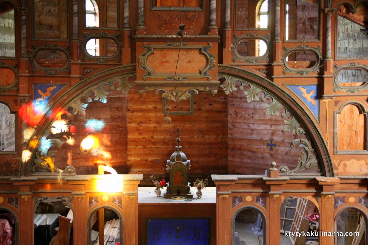 Cerkiew Bystre2