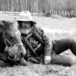 Ludzie: Prezes – zaklinacz koni /Bieszczady