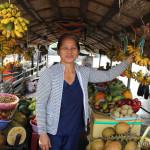 Delta Mekongu – turystyczny tombak /Wietnam