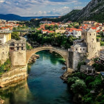 Mostar – dziwne miasteczko ze słynnym mostem /Bośnia i Hercegovina