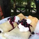 Najbardziej pojechane miejsce na naleśniki z jagodami – Koliba Maryny, Bieszczady