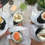 Handroll – sprytne sushi w wersji street food /Warszawa