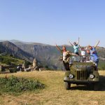 Armenia, dziennik z podróży: wino z granatów, niedźwiedzie oraz inne psoty