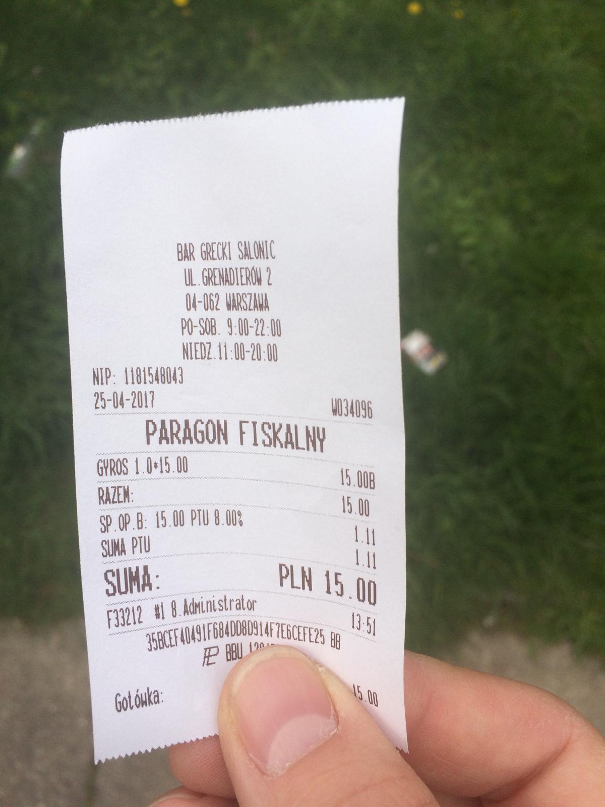 Gdzie Zjesc Za 15 Zeta W Warszawie
