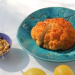 Pieczony kalafior – wegańskie danie, które zachwyci mięsożerców