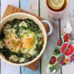 Śniadania Mistrzów: zielona shakshuka bardzo podstępna
