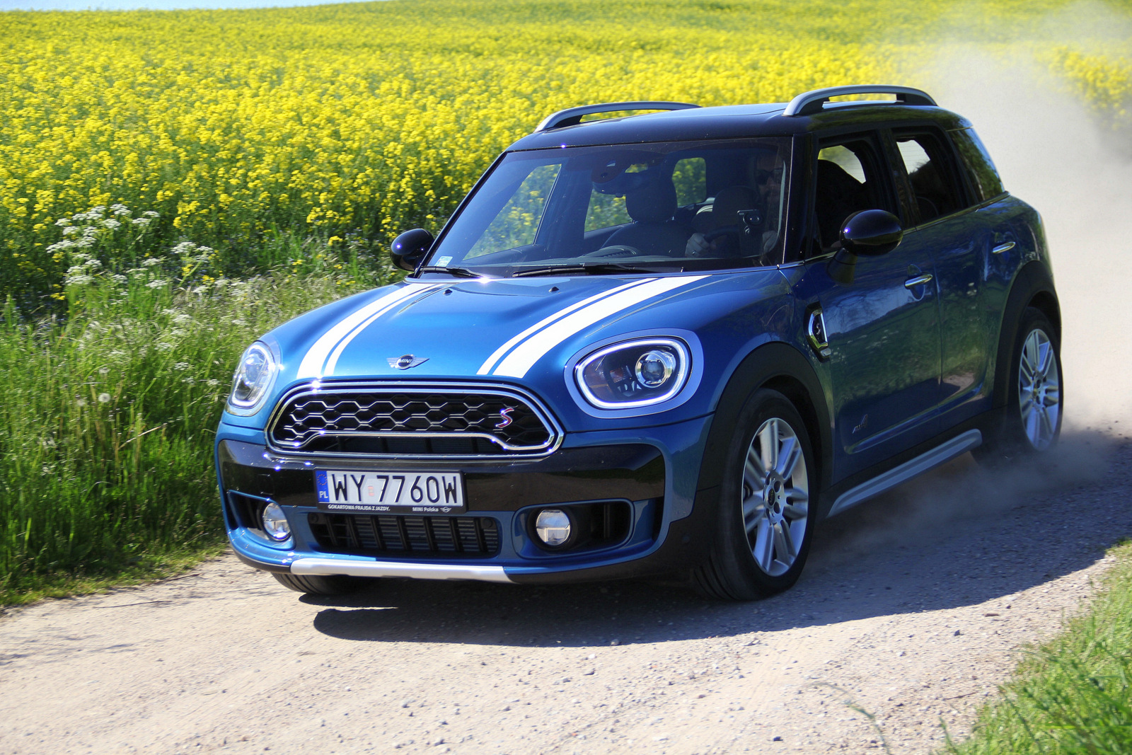 nowy mini countryman