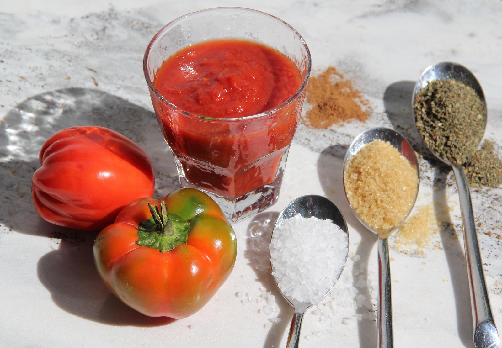 przecier pomidorowy przepis