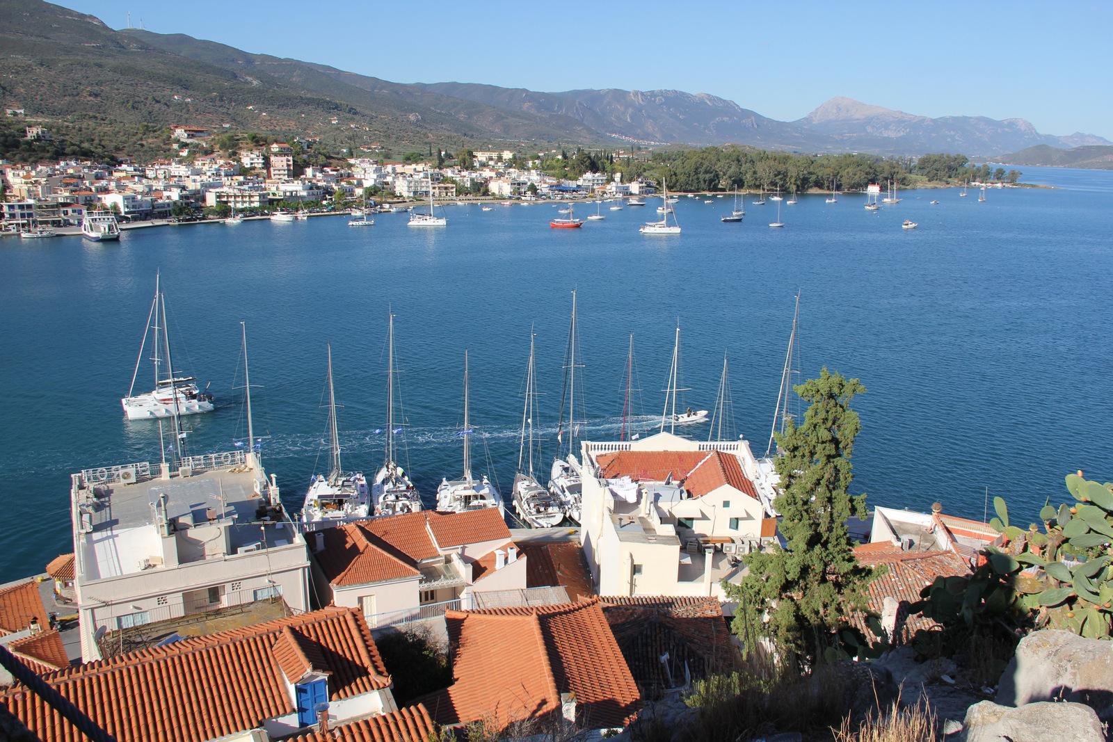 grecja rejs wyspy saronskie