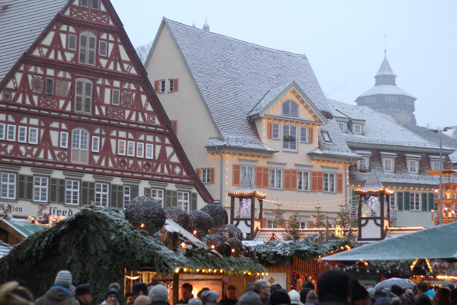 niemieckie jarmarki świąteczne