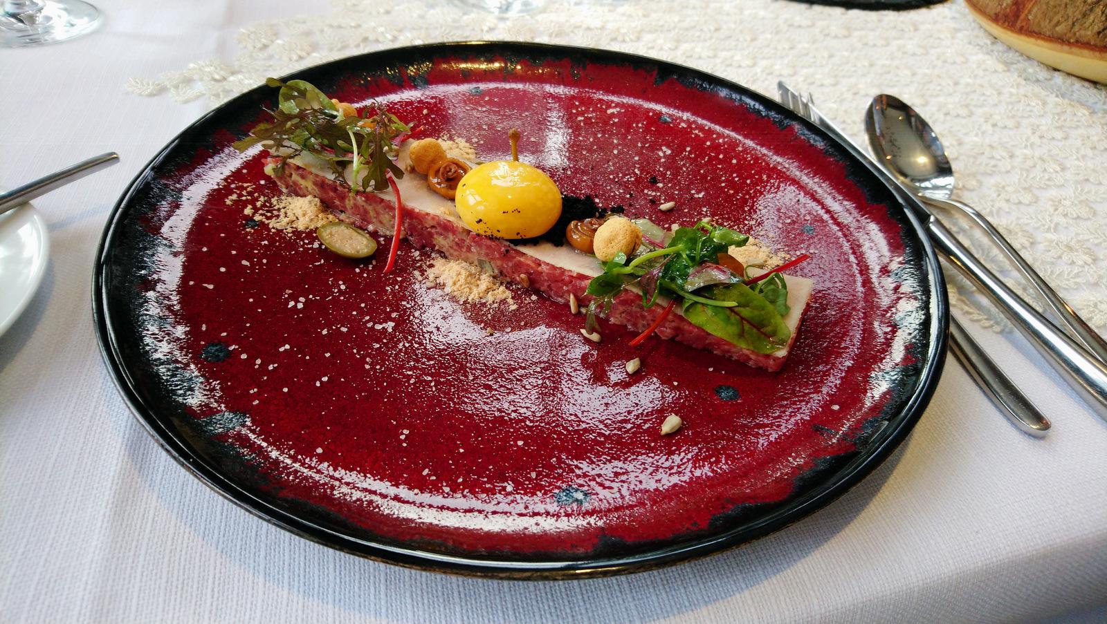 krynica restauracje