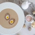 Żurek z jajkiem po szkocku – to łatwiejsze, niż myśleliście!