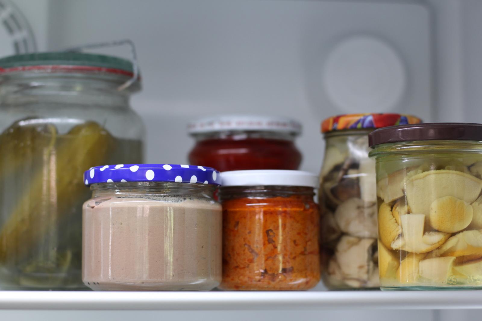 jak przechowywac jedzenie