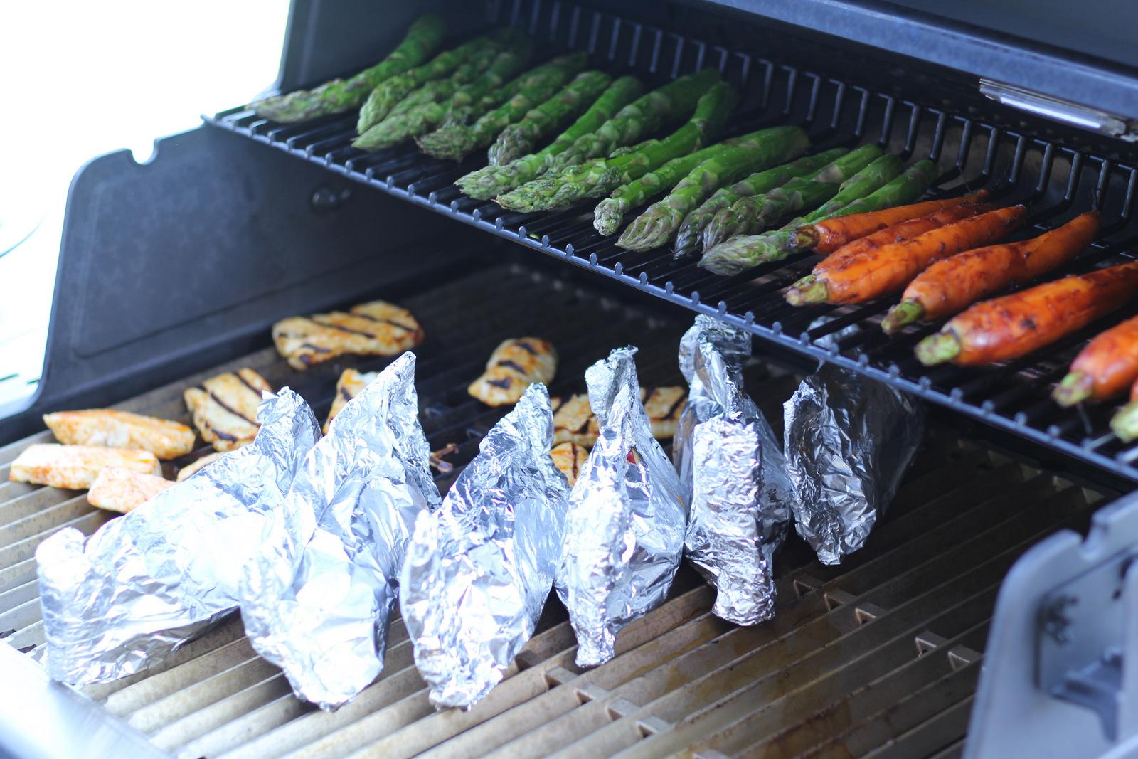 grill przepisy na grilla