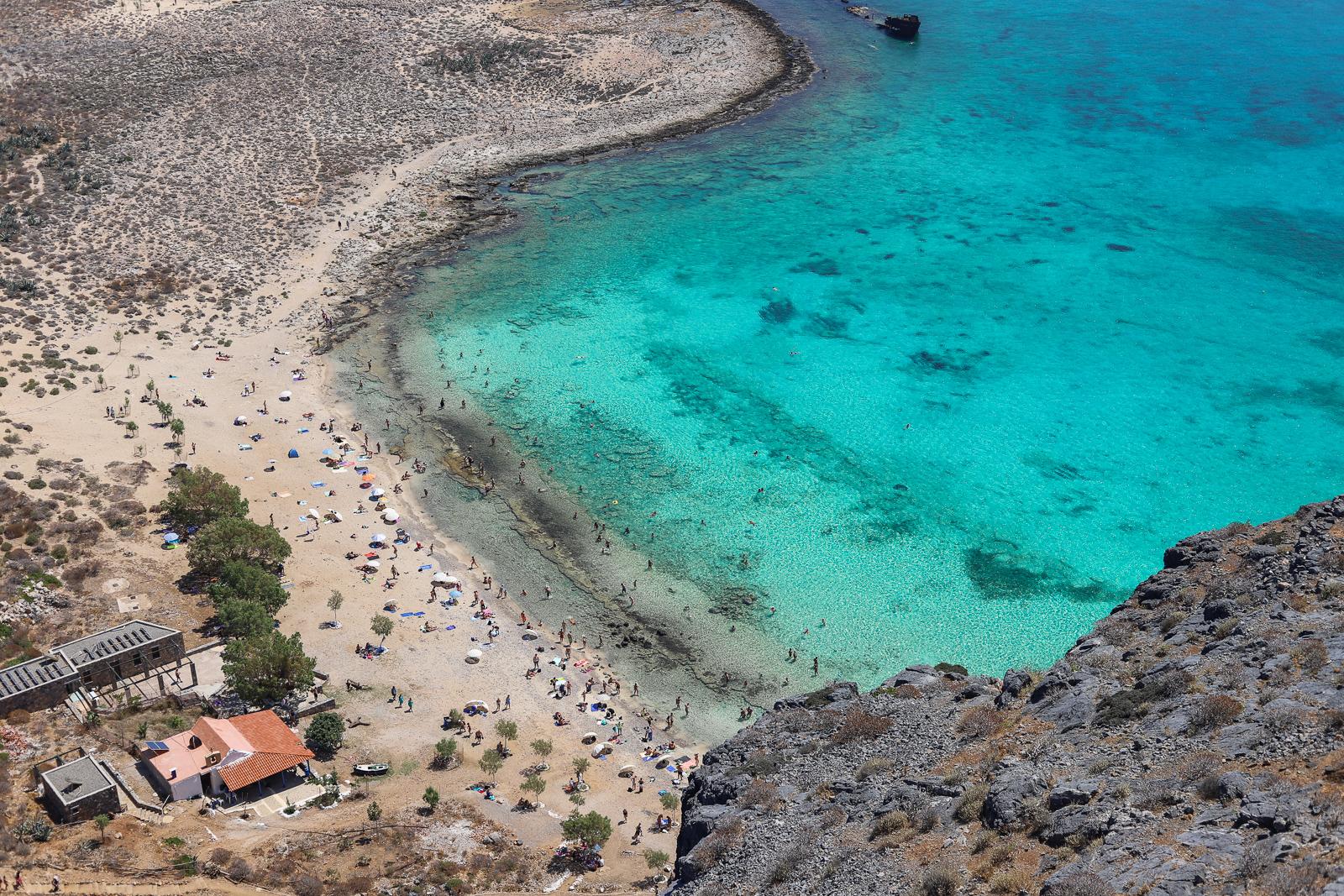 kreta najpiękniejsze plaże