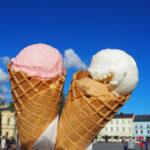 Najsłynniejsze lody na Podhalu – dwie konkurencyjne lodziarnie, jedna o niebo lepsza od drugiej. Która?