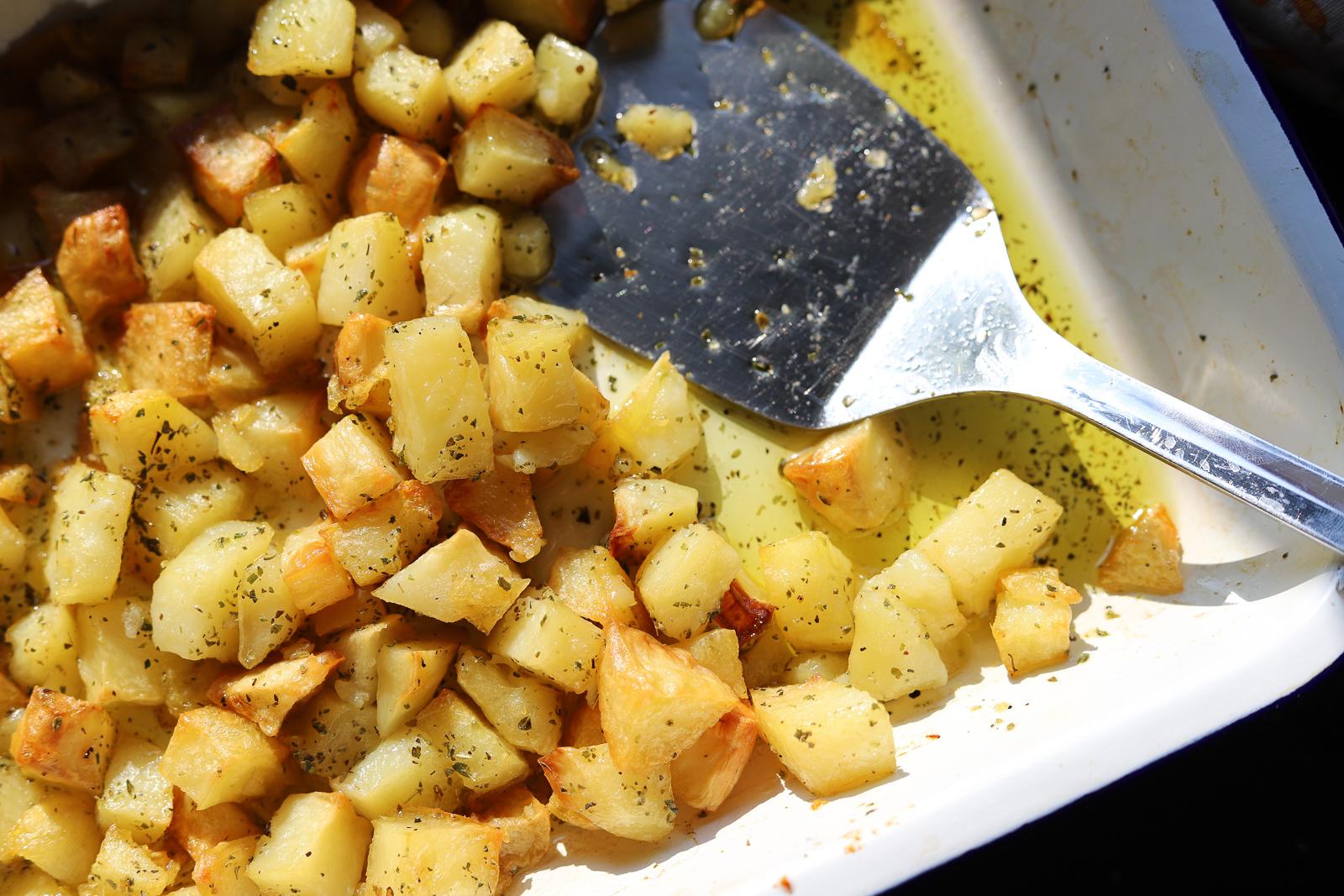ziemniaki po grecku przepis