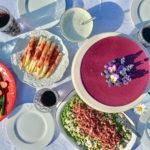 Przepis na genialny sernik jagodowy bez pieczenia, bób z boczkiem i inne proste przyjemności