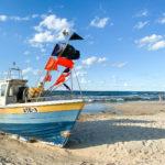 Mierzeja Wiślana – gdzie są najpiękniejsze puste plaże, gdzie zbierać bursztyny i gdzie spać? Przewodnik subiektywny