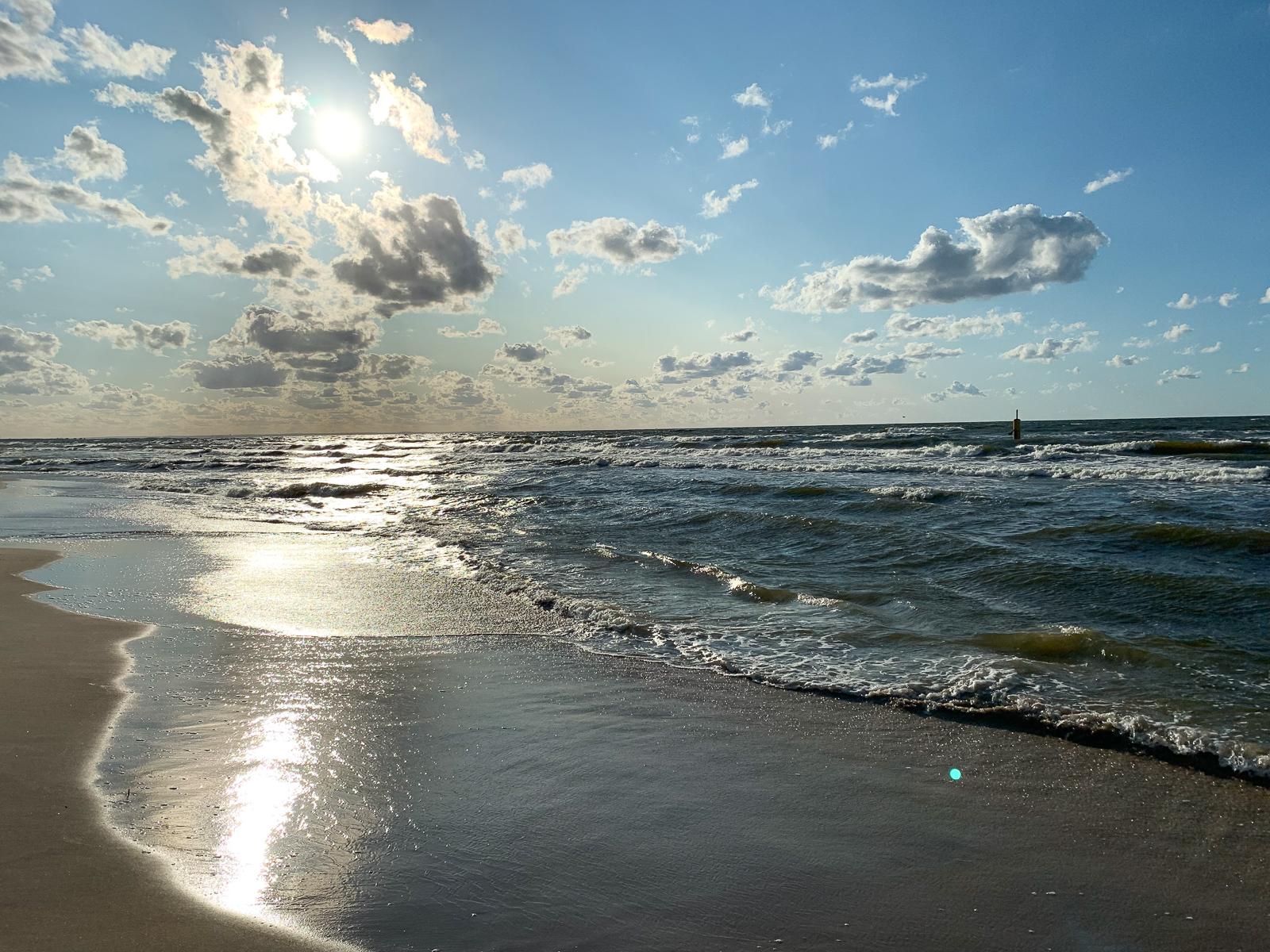 mierzeja wislana plaze