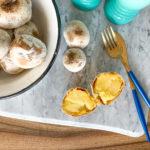 Pieczone ziemniaki jak z ogniska, ale z piekarnika! Super prosty patent