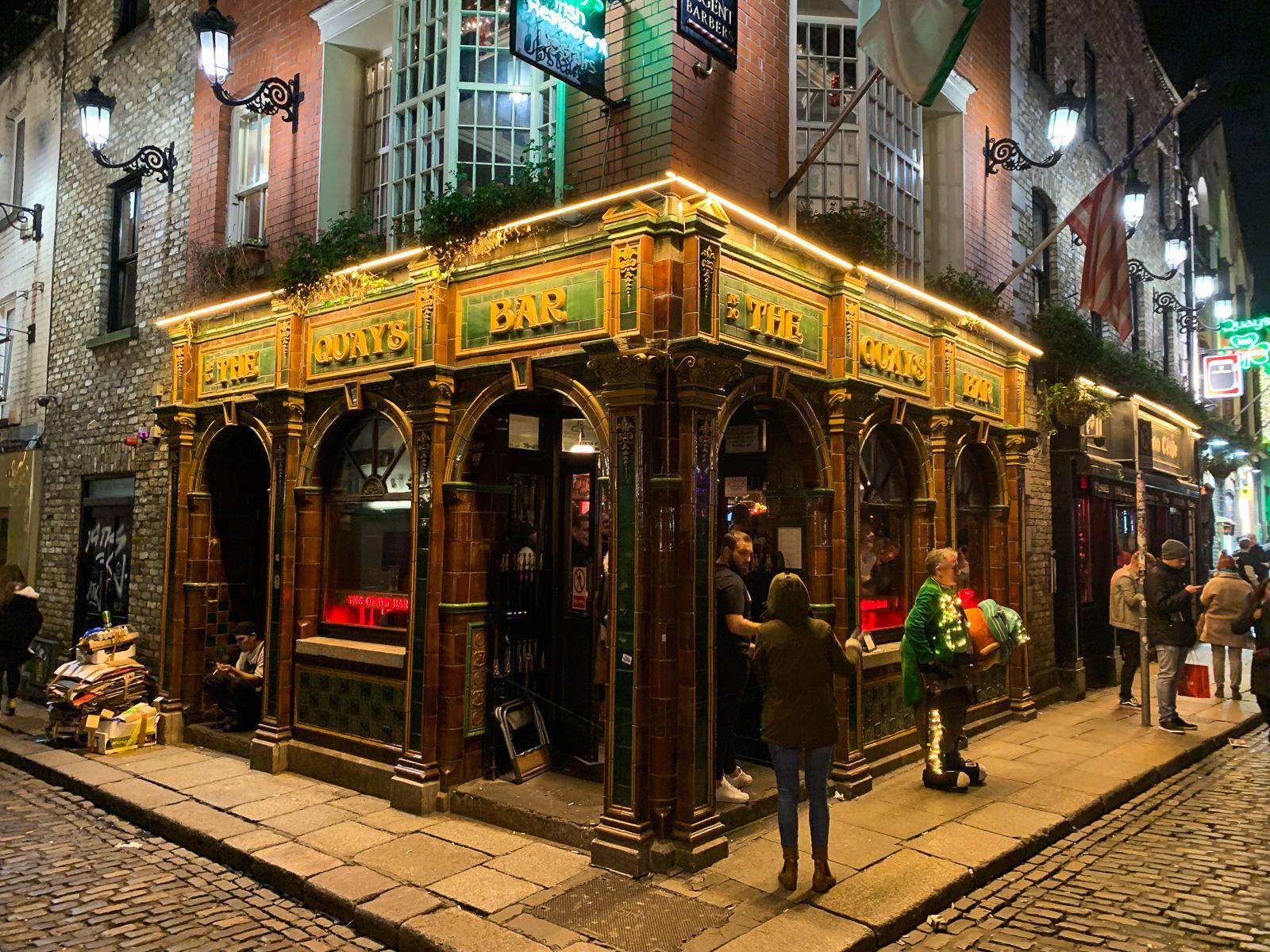 Dublin co zobaczyc
