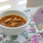 Flaczki z boczniaków – przepis. Bo zupa to życie!
