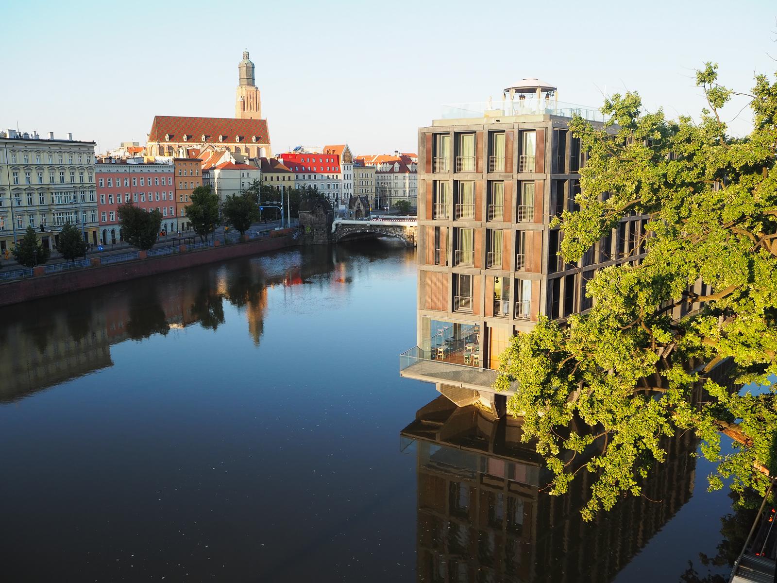Wroclaw gdzie spac