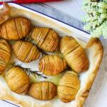 Wspaniałe ziemniaki Hasselback – przepis i prosta instrukcja jak je zrobić