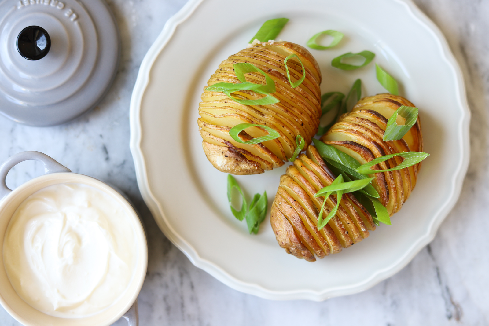 ziemniaki hasselback przepis