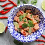 Ceviche jak z dobrej restauracji – szybki i łatwy przepis