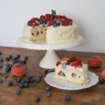 Przepis na wspaniały i łatwy letni tort, który kochają absolutnie wszyscy