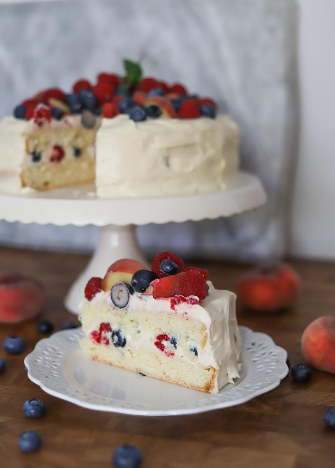letni tort krytyka kulinarna