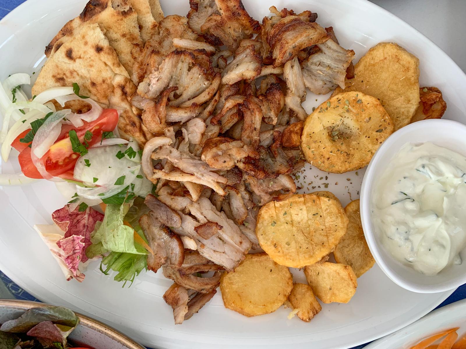 mykonos warszawa kuchnia grecka