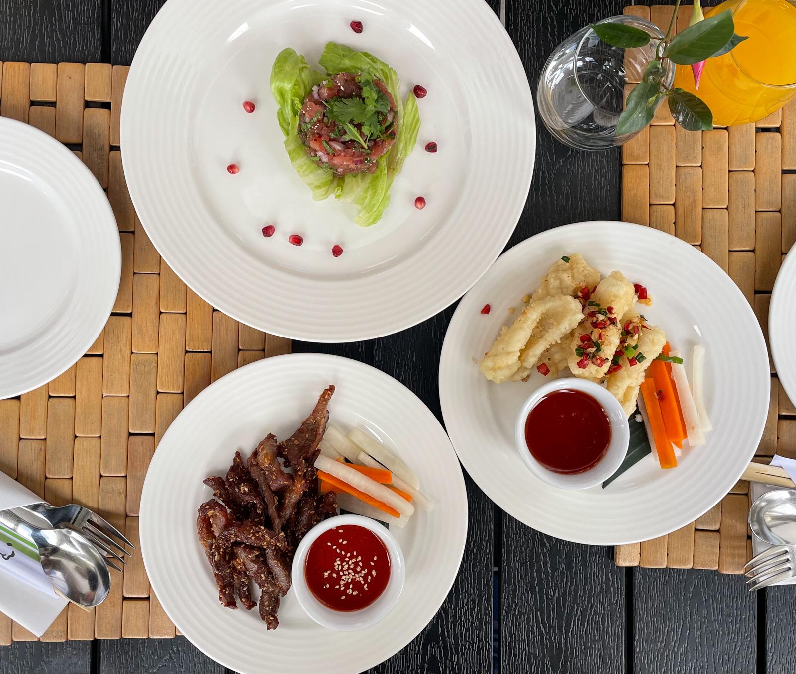 tajskie restauracje